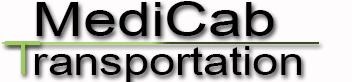 MediCab Transportation Logo